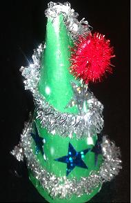 Julgran t dockskåp 600