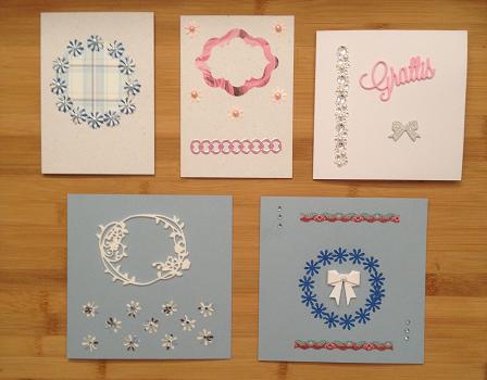 Egna presentkort kan bli hur fina som helst. Här hittar du några förslag.