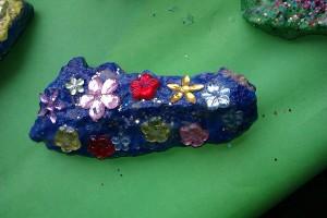 Är det en racerbil eller bara en vackert dekorerad sten?