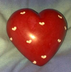 rött stenhjärta600