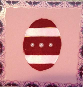 Kan man göra svarta påskkort så kan man väl göra rosa också?