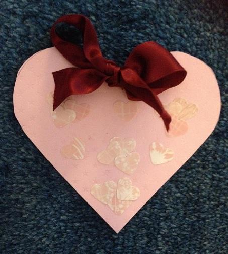 Gör ditt eget kort till Alla hjärtans dag