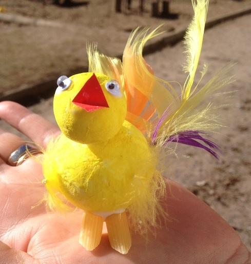 Nykläckt kyckling600