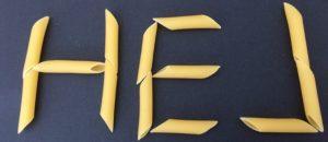 Skapa med pasta
