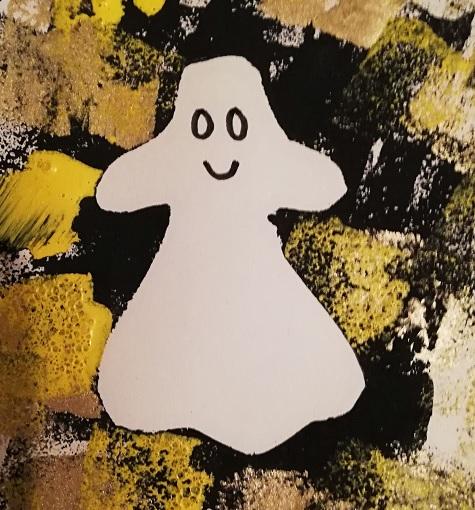 """""""duttat"""" spöke"""