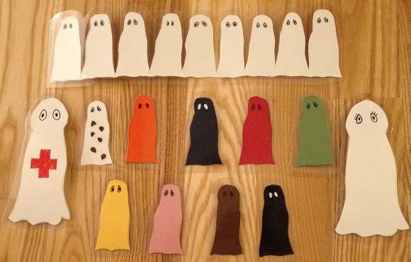 spökbarnen som ändrade färg
